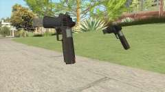Heavy Pistol GTA V (OG Black) Base V2 для GTA San Andreas
