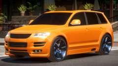 Volkswagen Touareg R-Tuning для GTA 4