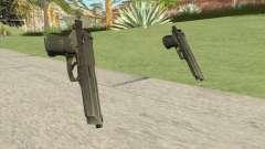 Beretta M9 (COD 4: MW Edition) для GTA San Andreas