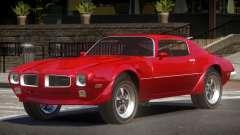 Pontiac Firebird V1.2 для GTA 4