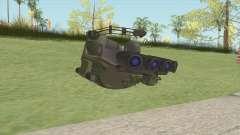 Combat Helmet (GTA Online) для GTA San Andreas