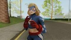 Stargirl (DC Universe) для GTA San Andreas