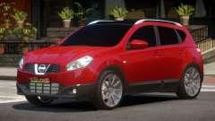Nissan Qashqai RS
