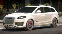 Audi Q7 CV для GTA 4