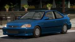 Honda Civic 1.3 для GTA 4