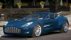 Aston Martin One 77 V1.0 для GTA 4