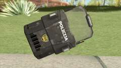 Police Shield для GTA San Andreas