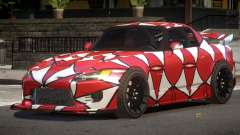 Honda S2000 GT-Sport PJ2 для GTA 4