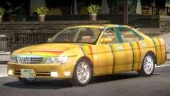 Nissan Laurel ST PJ4 для GTA 4