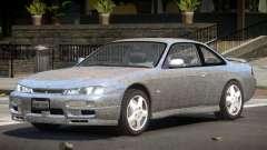 Nissan 200SX TDI PJ2 для GTA 4