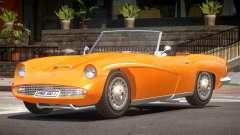 1960 FSO Syrena Spider для GTA 4