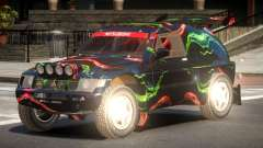 Mitsubishi Pajero Rally Sport PJ4 для GTA 4