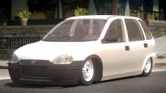 Chevrolet Corsa Tuned для GTA 4