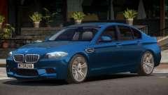 BMW M5 F10 RT для GTA 4
