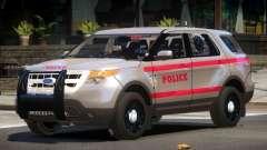 Ford Explorer Police V2.1 для GTA 4