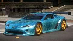 Lexus LFA GT PJ1 для GTA 4