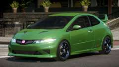 Honda Civic Type R V1.3 для GTA 4
