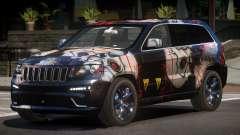 Jeep Grand Cherokee ST PJ3 для GTA 4