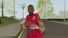 Michael Jordan (Chicago Bulls) для GTA San Andreas