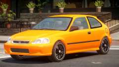 Honda Civic VTEC V1.0 для GTA 4