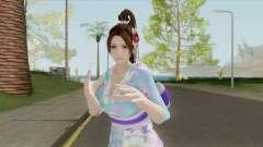 Mai Shiranui (Summer Festival) V1 для GTA San Andreas