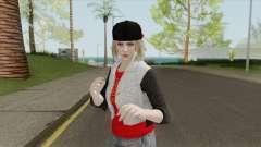 Random Female 5 (GTA Online) для GTA San Andreas