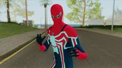 Spider-Man (Velocity Suit) для GTA San Andreas