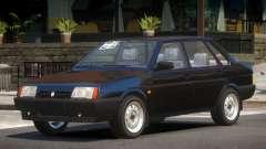 VAZ 21099 Sstock для GTA 4