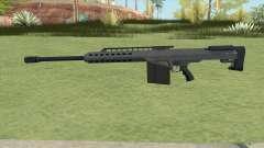 Heavy Sniper GTA V (LSPD) V2 для GTA San Andreas