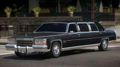 1985 Cadillac Fleetwood Limo для GTA 4