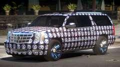 Cadillac Escalade Platinum PJ5 для GTA 4