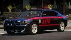 Dodge Charger ST Police для GTA 4