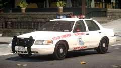 Ford Crown Victoria Police V2.2 для GTA 4
