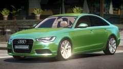 Audi A6 SE для GTA 4