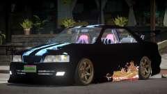 Toyota Chaser RS PJ2 для GTA 4