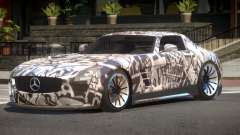 Mercedes Benz SLS S-Tuning PJ1 для GTA 4