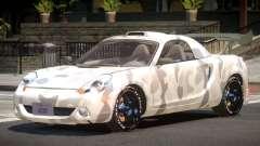 Toyota MRS2 Spyder PJ1 для GTA 4