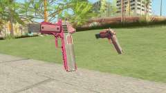 Heavy Pistol GTA V (Pink) Base V2 для GTA San Andreas