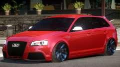 Audi RS3 GT для GTA 4