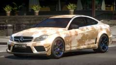Mercedes Benz C63 AMG GT PJ3 для GTA 4