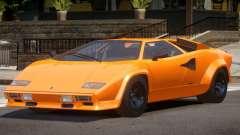 Lamborghini Countach RS для GTA 4