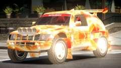 Mitsubishi Pajero Rally Sport PJ5 для GTA 4
