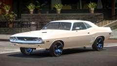 1974 Dodge Challenger V1.0 для GTA 4