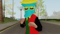 Don Comedia для GTA San Andreas