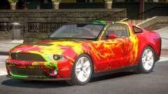 Shelby GT500 V8 PJ3 для GTA 4