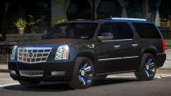 Cadillac Escalade Platinum для GTA 4