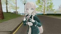 Chiaki Nanami (Danganronpa 2) для GTA San Andreas