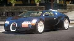 Bugatti Veyron 16.4 GT для GTA 4