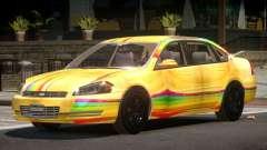 Chevrolet Impala RS PJ4 для GTA 4