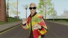 Chris Brown HQ для GTA San Andreas